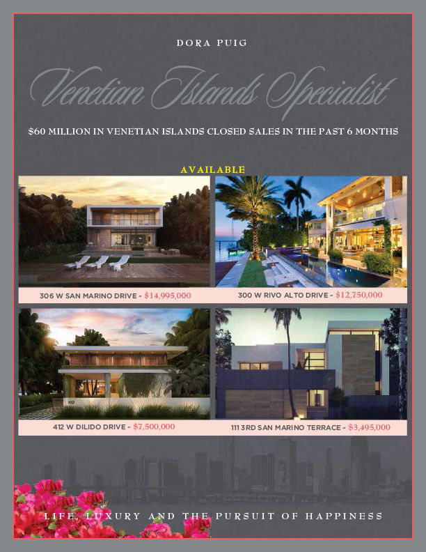 THE VENETIAN ISLANDS SPECIALIST
